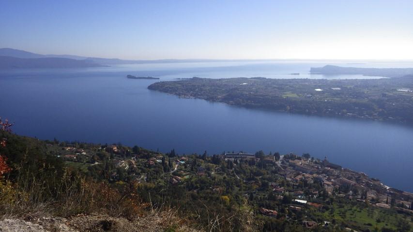 SABATO 10 FEBBRAIO 2018:  Anello del Monte S. Bartolomeo da Salò