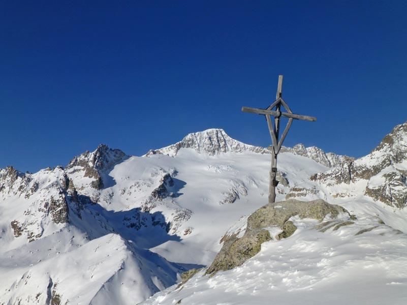 25 FEBBRAIO 2018: Albert Heim Hutte(2542m)– Schafberg(2591m)