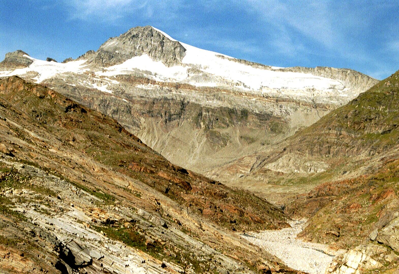 DOMENICA 8 LUGLIO. Zapporthütte(2276m)