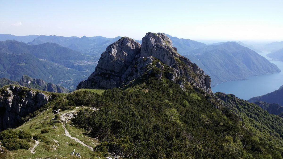 DOMENICA 18 NOVEMBRE 2018: Traversata Monte Cucco-Cima Foiorina-Torrione di Valsolda