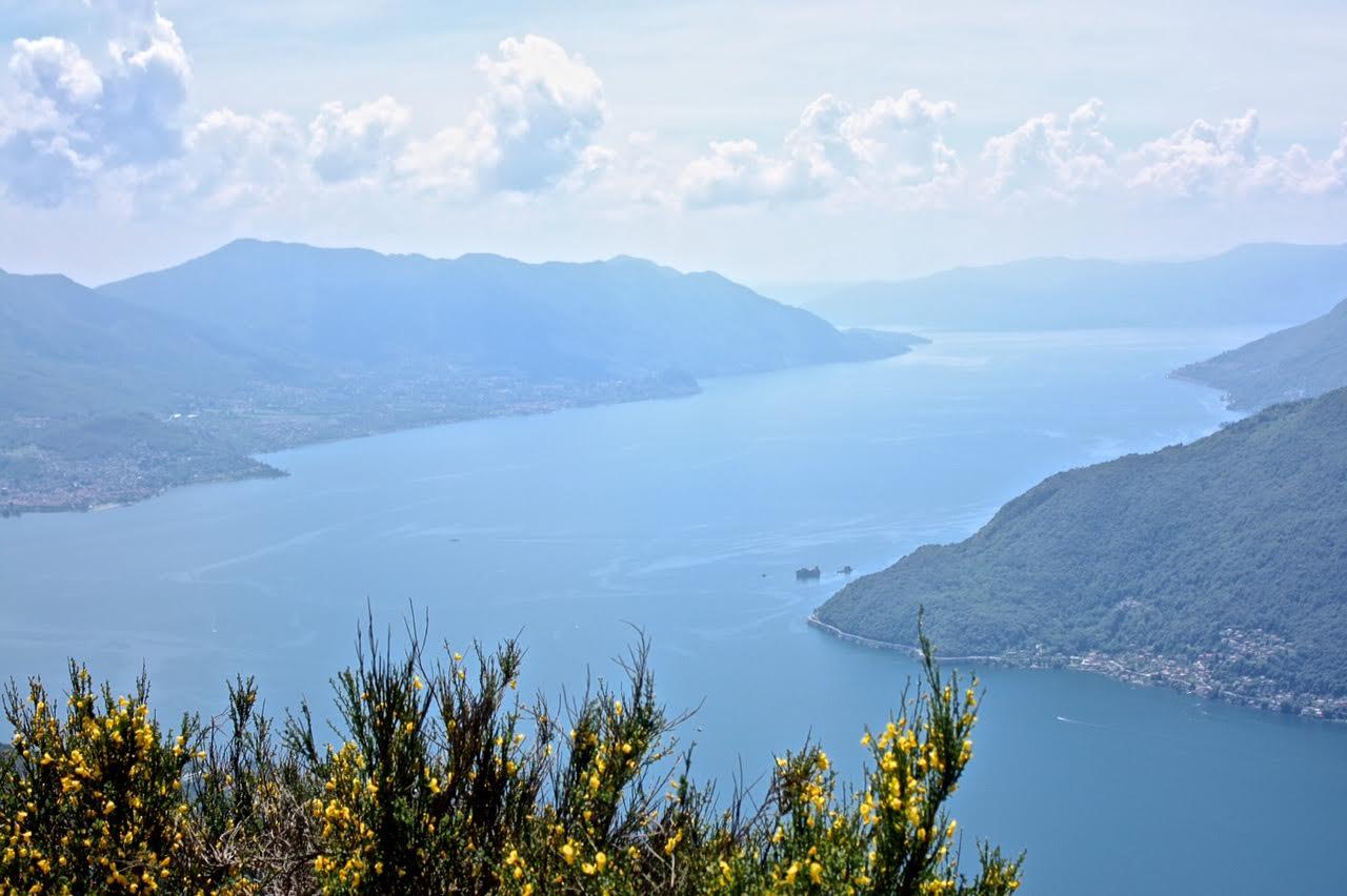 Domenica 12 Maggio 2019: Lago Delio e Monte Borgna
